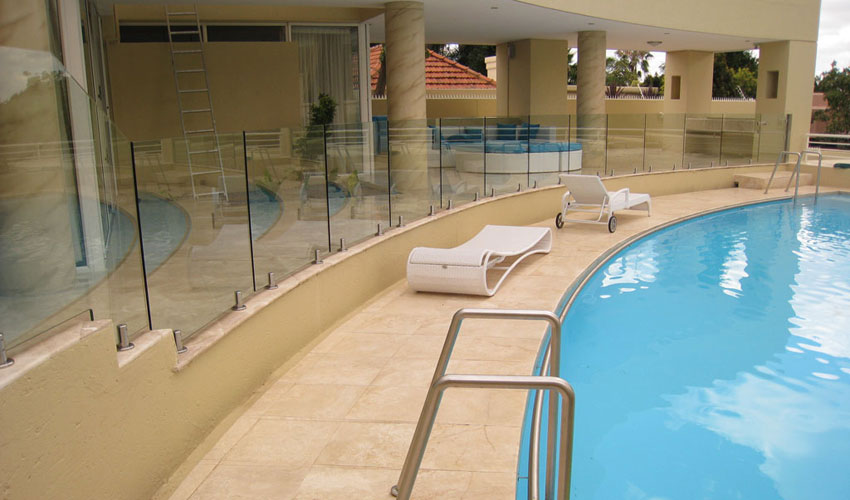 Pool Fence Suppliers Durban Frameless Glass Balustrades